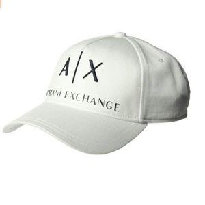 A|X Armani Exchange Men's Classic Logo Embroidery